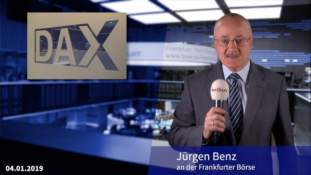 Dax-Werte Aktueller Stand