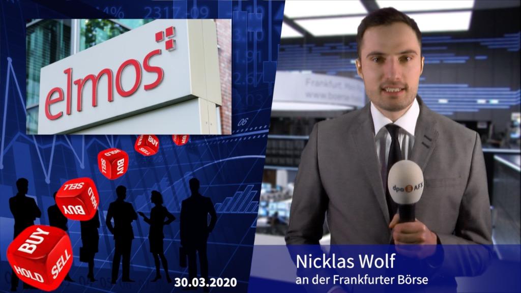 Aktienkurs Elmos